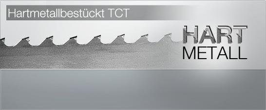 Hartmetallbestückt TCT