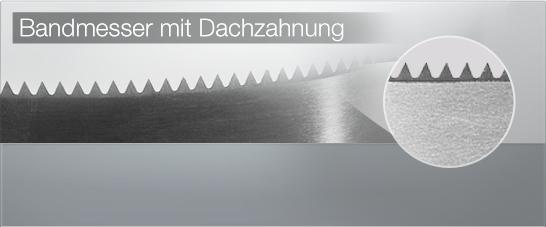 Dachzahn D=3
